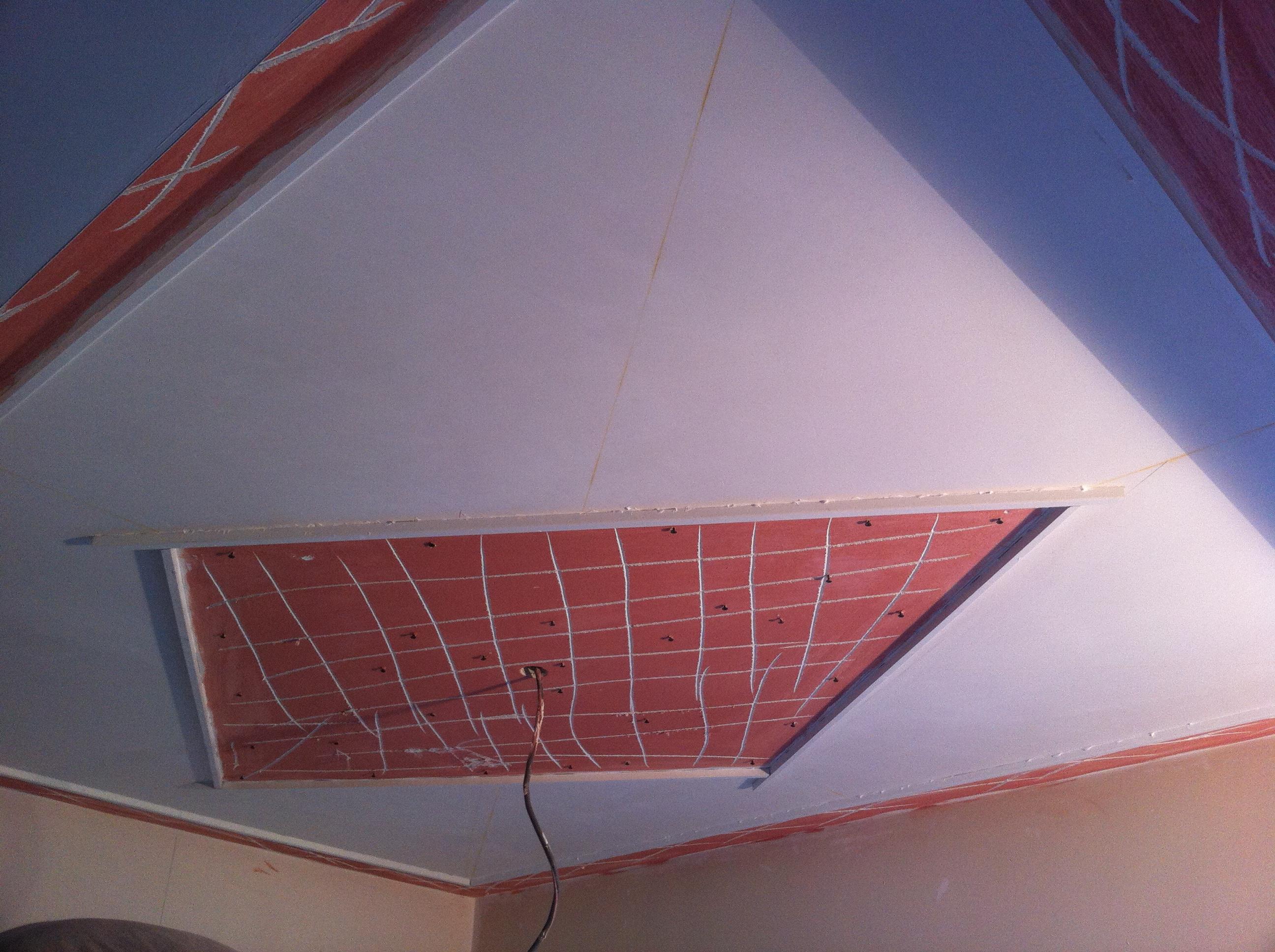 Basis plafondmal